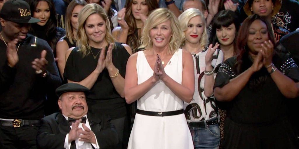 Chelsea Handler's Chelsea Lately Send-Off Involved Nudity and a Lot of Celebrities