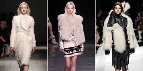 11 Furry Coats and Accessories for Fall