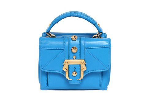 Blue, Bag, Style, Fashion accessory, Electric blue, Shoulder bag, Luggage and bags, Aqua, Leather, Azure,