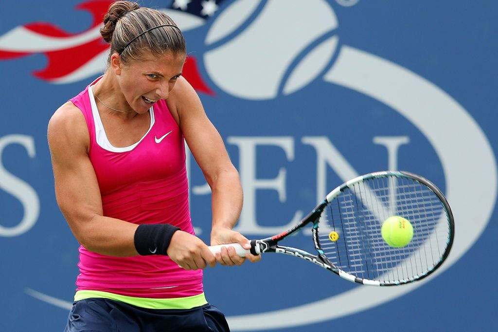 The Best Us Open Hairstyles The Best Tennis Hair