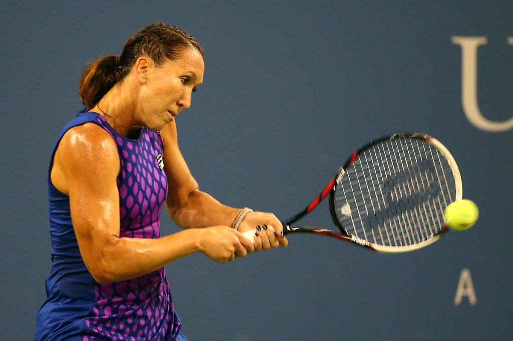 The Best US Open Hairstyles - The Best Tennis Hair