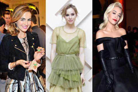 Clothing, Dress, Style, Fashion accessory, Formal wear, Fashion, Day dress, Waist, One-piece garment, Cocktail dress,