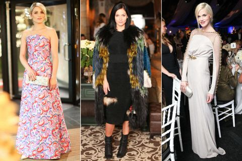 110fe54c918 Celebrities at Parties - What Celebs Wore To Parties
