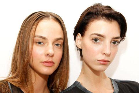 Nose, Lip, Cheek, Brown, Hairstyle, Skin, Eye, Chin, Forehead, Eyelash,