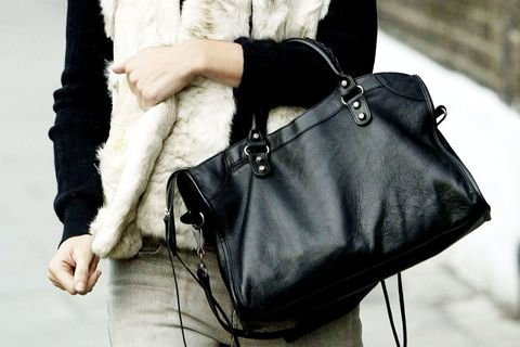 Lariat Bag (first produced in 2001)