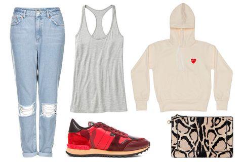 Product, Sleeve, Textile, Denim, White, Pattern, Style, Fashion, Black, Grey,
