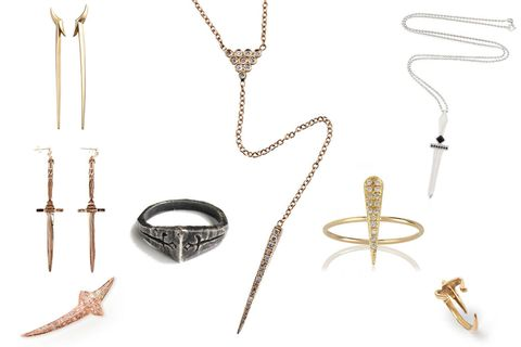 Witchy Supernatural Jewelry - Occult Symbols in Jewelry