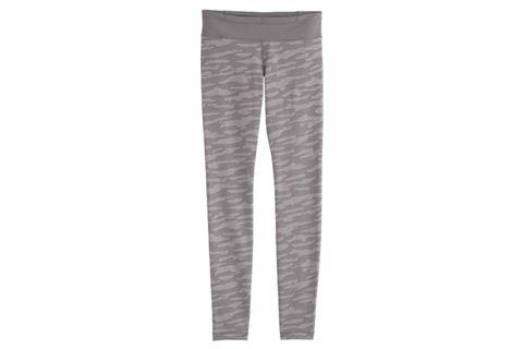 Grey, Waist, Pocket, Active pants,