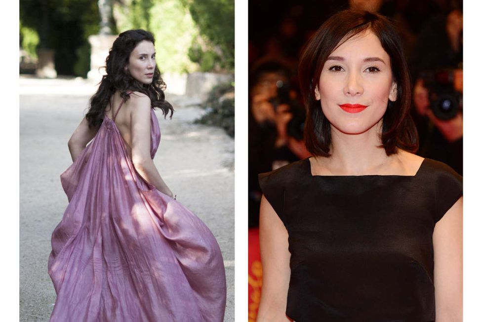 Shae (Sibel Kekilli) Transformation : 5, because of the switch from long, flowy waves to a sleek lob.