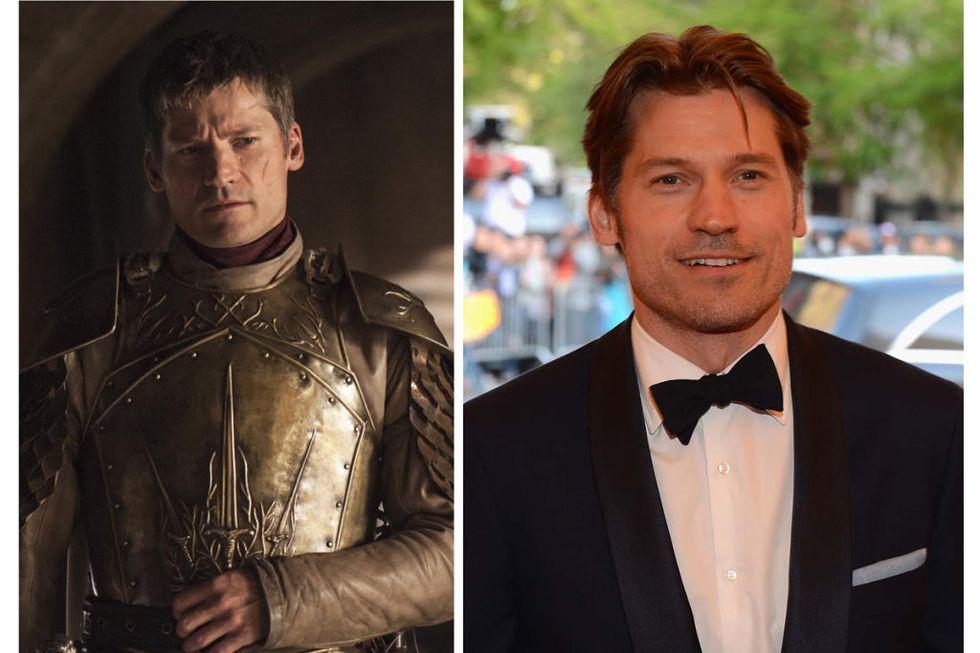 Jaime Lannister (Nikolaj Coster-Waldau) Transformation : 2.