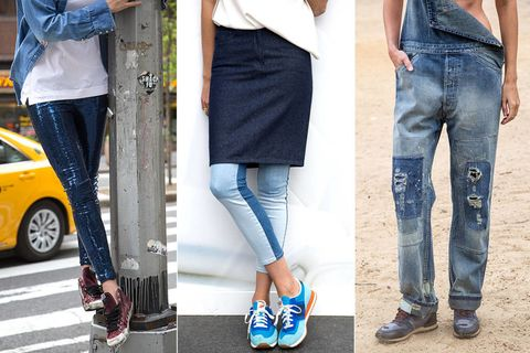 Clothing, Blue, Leg, Denim, Trousers, Jeans, Textile, Outerwear, White, Style,