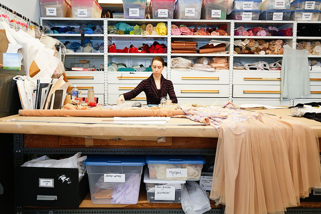 babe3ca3d The Secrets Behind the New York City Ballet's Designer Costumes