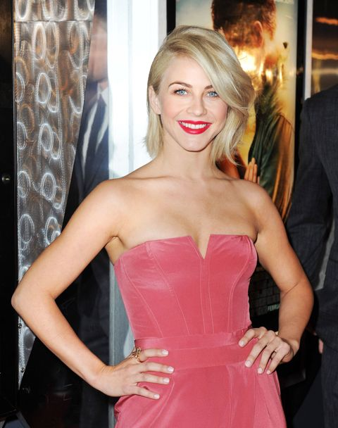 julianne hough red carpet