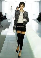 Chanel Fall 2003 Ready-to-Wear Collections 0003