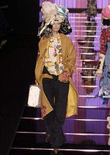 John Galliano Fall 2004 Ready-to-Wear Collections 0003
