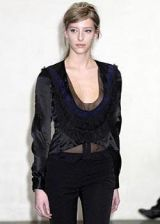 Katayone Adeli Fall 2003 Ready-to-Wear Detail 0003