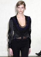 Katayone Adeli Fall 2003 Ready-to-Wear Detail 0003