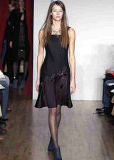 Rebecca Taylor Fall 2003 Ready-to-Wear Collections 0003