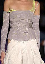 Rafael Lopez Spring 2004 Ready-to-Wear Detail 0002