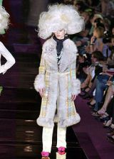 Christian Lacroix Fall 2004 Haute Couture Collections 0002