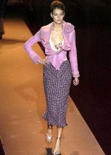 Emanuel Ungaro Fall 2004 Ready-to-Wear Collections 0003