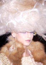 Christian Lacroix Fall 2004 Haute Couture Detail 0003