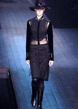Lanvin Fall 2004 Ready-to-Wear Collections 0003