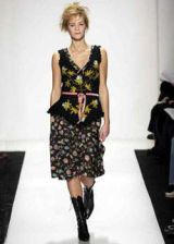 James Coviello Fall 2003 Ready-to-Wear Collections 0002