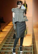 Jean Paul Gaultier Fall 2003 Ready&#45&#x3B;to&#45&#x3B;Wear Collections 0003