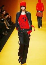 Jean Charles De Castelbajac Fall 2003 Ready-to-Wear Collections 0003