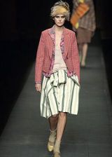 Dries Van Noten Fall 2003 Ready-to-Wear Collections 0002