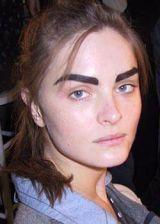 Luella Bartley Fall 2003 Ready-to-Wear Backstage 0003