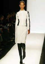 Narciso Rodriguez Fall 2003 Ready-to-Wear Collections 0002