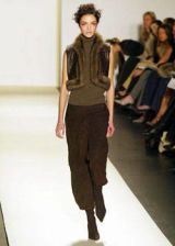 Oscar de la Renta Fall 2003 Ready-to-Wear Collections 0002