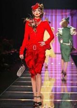 John Galliano Fall 2003 Ready-to-Wear Collections 0002