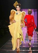 John Galliano Fall 2003 Ready-to-Wear Collections 0003