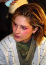 Oscar de la Renta Fall 2003 Ready-to-Wear Backstage 0002
