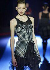Martine Sitbon Fall 2003 Ready-to-Wear Detail 0003