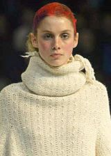 Y's Fall 2003 Ready-to-Wear Detail 0003