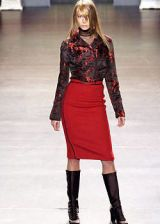 Vivienne Tam Fall 2003 Ready-to-Wear Collections 0003