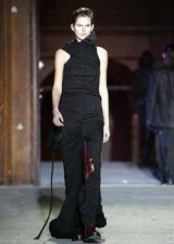 Rick Owens Fall 2003 Ready-to-Wear Collections 0002