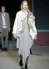 Rick Owens Fall 2003 Ready-to-Wear Collections 0003