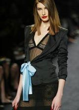 YSL Rive Gauche Fall 2003 Ready-to-Wear Detail 0002