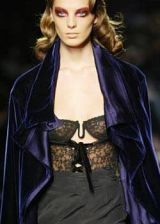 YSL Rive Gauche Fall 2003 Ready-to-Wear Detail 0003