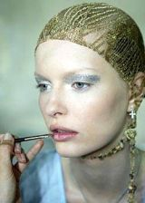 Chanel Fall 2003 Haute Couture Backstage 0002