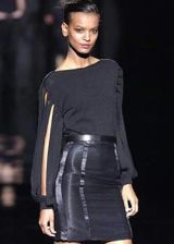 Luca Luca Fall 2003 Ready-to-Wear Detail 0003
