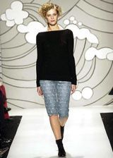 Nanette Lepore Fall 2003 Ready-to-Wear Collections 0002