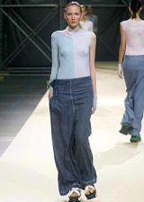 Yohji Yamamoto Fall 2003 Haute Couture Collections 0002