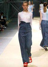 Yohji Yamamoto Fall 2003 Haute Couture Collections 0003