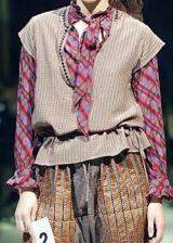 E2 Fall 2003 Haute Couture Detail 0002